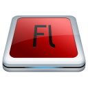 Adobe Fl icon