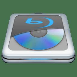 Drive Blueray icon