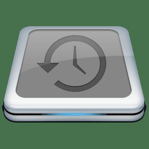 Drive-Time-Machine icon
