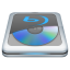 Drive-Blueray icon