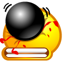Beat shot icon
