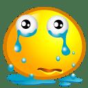 Too sad icon