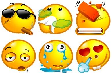 Popo Emotions Icons