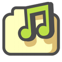Shared music icon