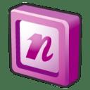 Microsoft office 2003 onenote icon