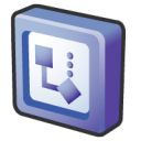 Microsoft office 2003 visio icon