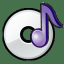 Music disc icon