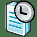 Recent file icon