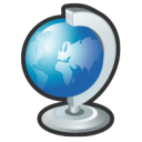 The whole net work icon