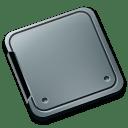 Folder burned icon