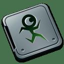 Folder burned rokey net icon