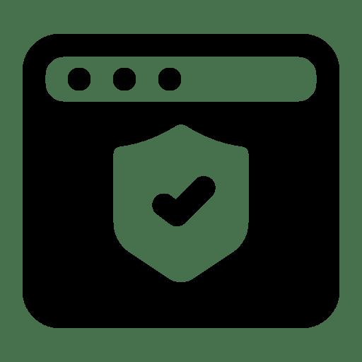 Confirm-security icon