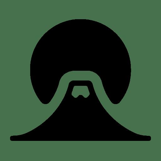 Mount-fuji icon