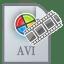 MovieTypeAVI icon