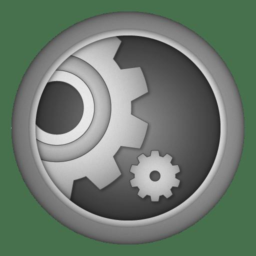 Settings Icon | Mac Apps Iconset | Rud3Boy