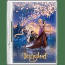 Tangled icon
