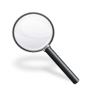 Actions search icon