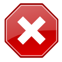 Actions stop icon