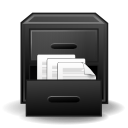 Apps file manager archive icon