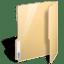 Folder-open-transparent icon