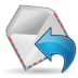 Mail-reply icon