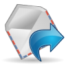 Actions-mail-forward icon