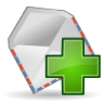 Actions-mail-new icon