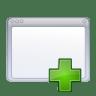 Actions-window-plus icon