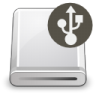 Devices-drive-removable-usb icon
