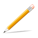 Actions pencil icon