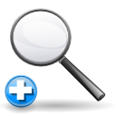 Actions viewmag plus icon