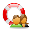 Apps Community Help icon