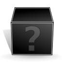 Apps black box icon