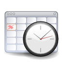Apps date icon