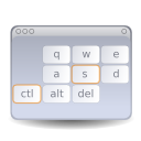 Apps kcharselect icon