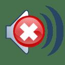 Apps kmixdocked error icon