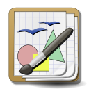 Apps openoffice draw icon