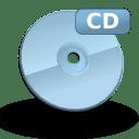 Devices cdrom mount icon