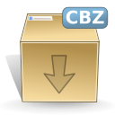 Mimetypes cbz icon