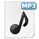 Mimetypes mp 3 icon
