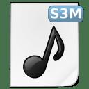 Mimetypes s3m icon