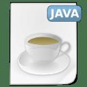 Mimetypes source java icon