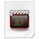 Mimetypes video icon