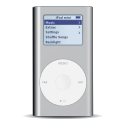 IPod-mini-silver icon