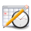 Actions-contact-date icon