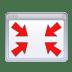 Actions-windows-nofullscreen icon