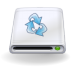 Disk-backup icon
