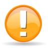Actions-messagebox-warning icon