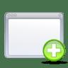 Actions-new-window icon
