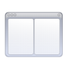 Actions-view-left-right icon
